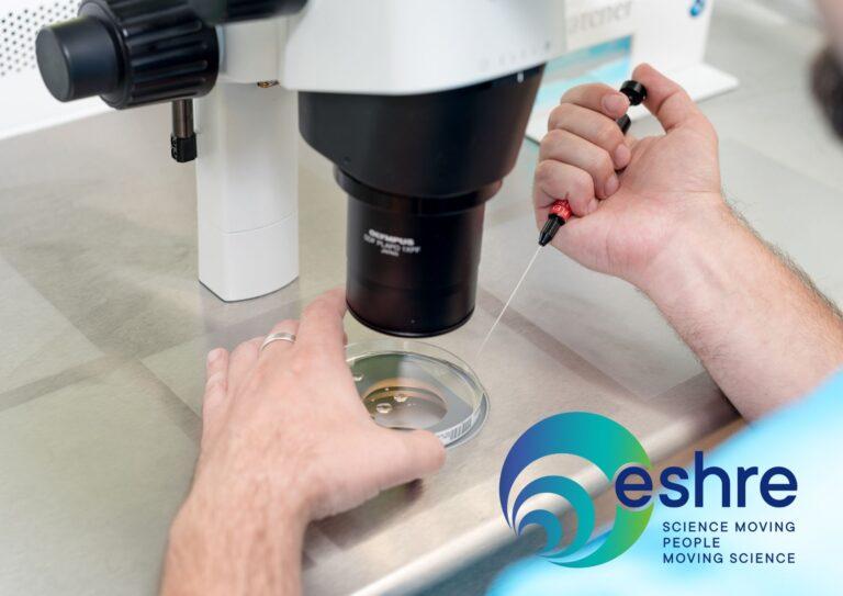 Успішна сертифікація ембріологів від ESHRE